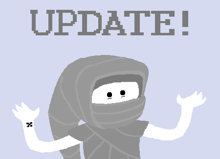 Update animation - PM by hootlord