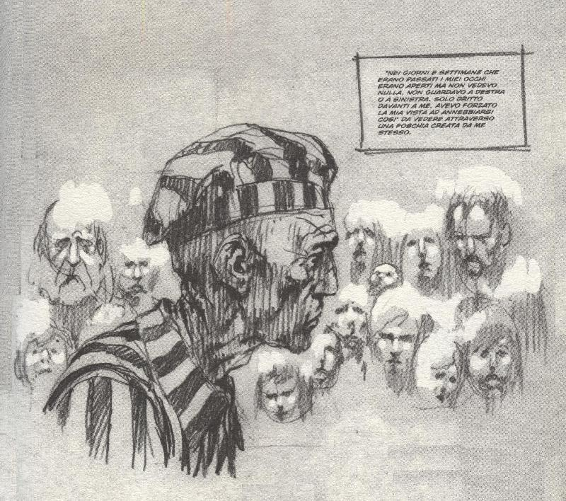 Joe Kubert 4 by TheKubertSchool