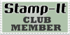 Stamp-It Club Member STAMP by delade
