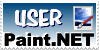 Paint.NET USER STAMP by delade