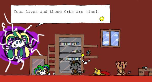 A Villain's Wrath by Chaosky87