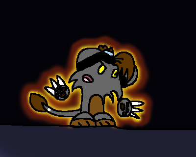 Kai's Final Smash by Chaosky87
