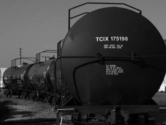 trains by johnlukepishard
