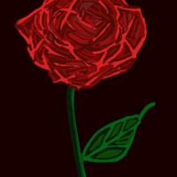 Rose by Piper-Bernadotte