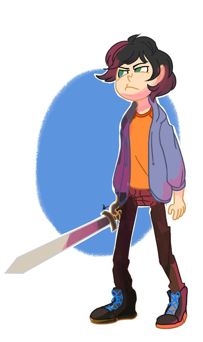 Percy by Rainnye