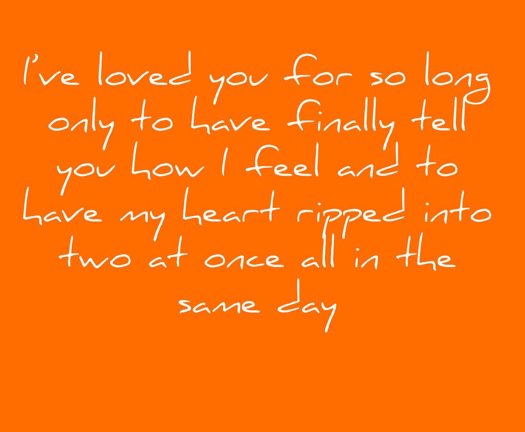 e sided love quote 1 by Kikiyuki