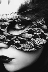 Hide behind your mask