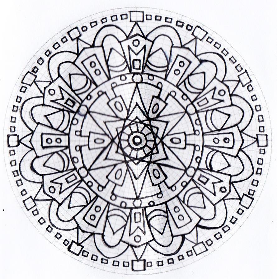 Geometrica 2 by Rowbs