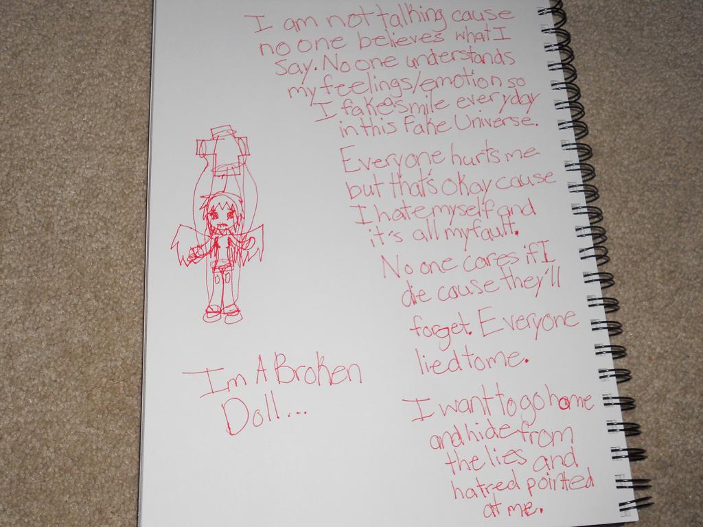 Broken Doll by Summermist13