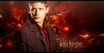 Dean Winchester by TimeLordBella