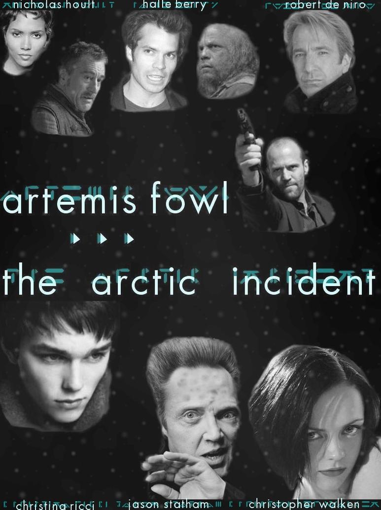 artemis fowl book 2 the arctic incident pdf