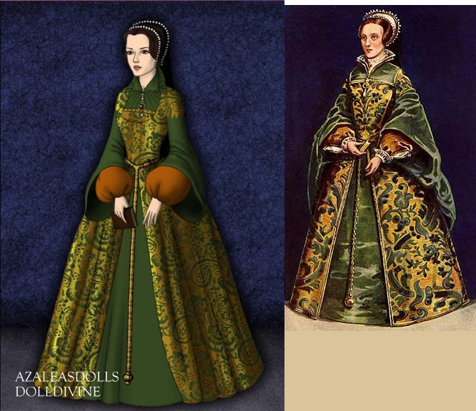 Lady Jane Grey by Kathofel