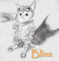 Blinx the time sweeper by akamaru-tv
