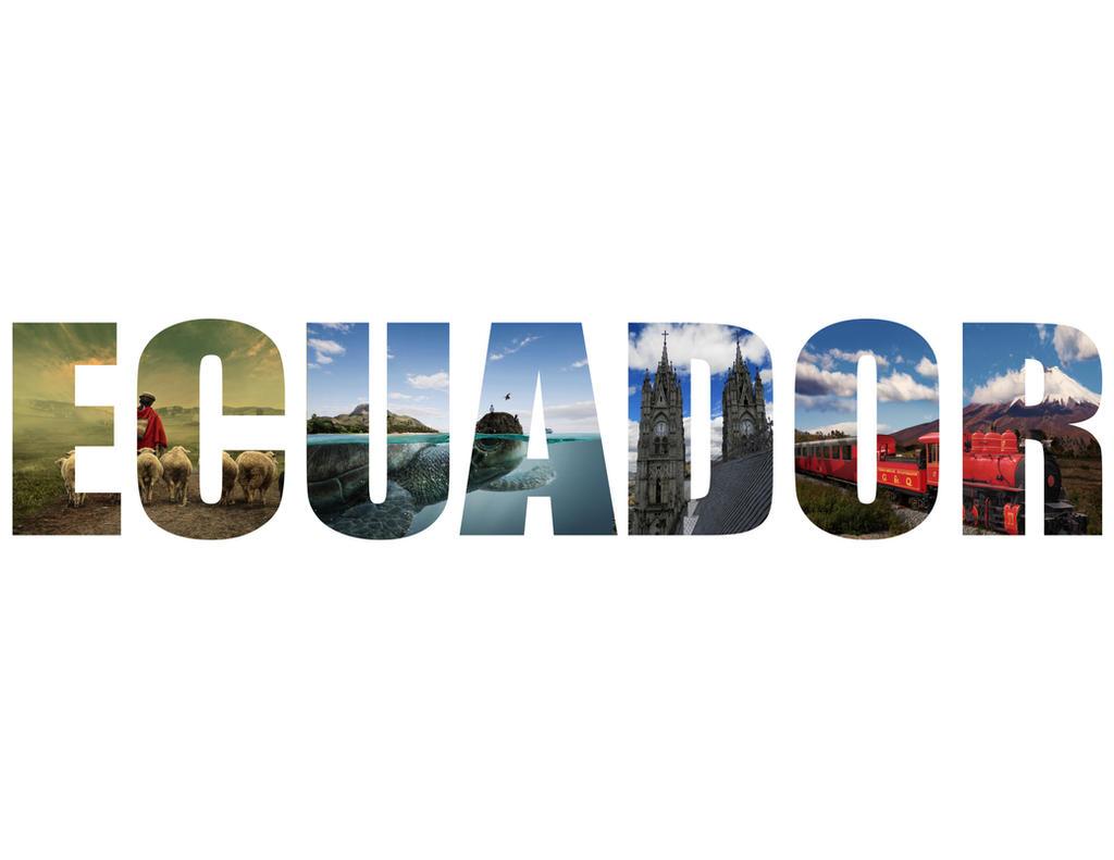 Ecuador Logo by xbueno123