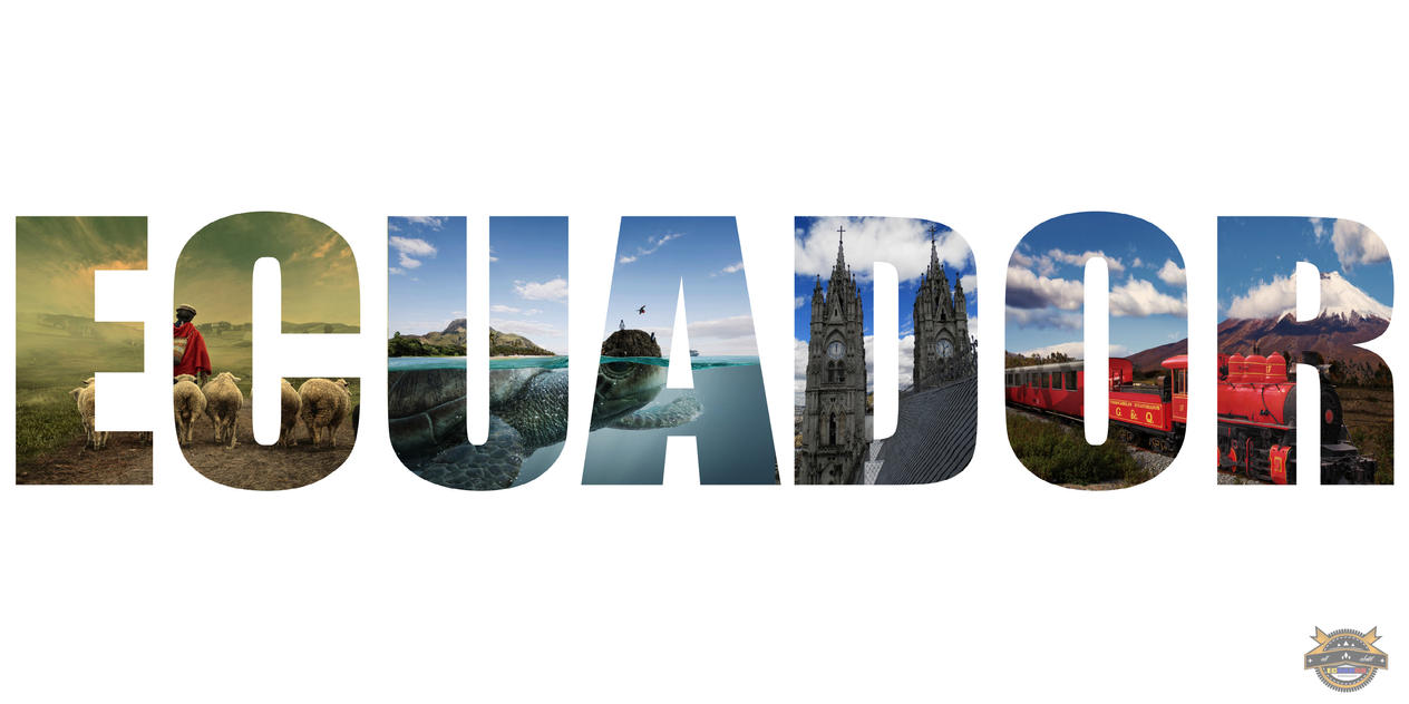 Ecuador Letters by xbueno123