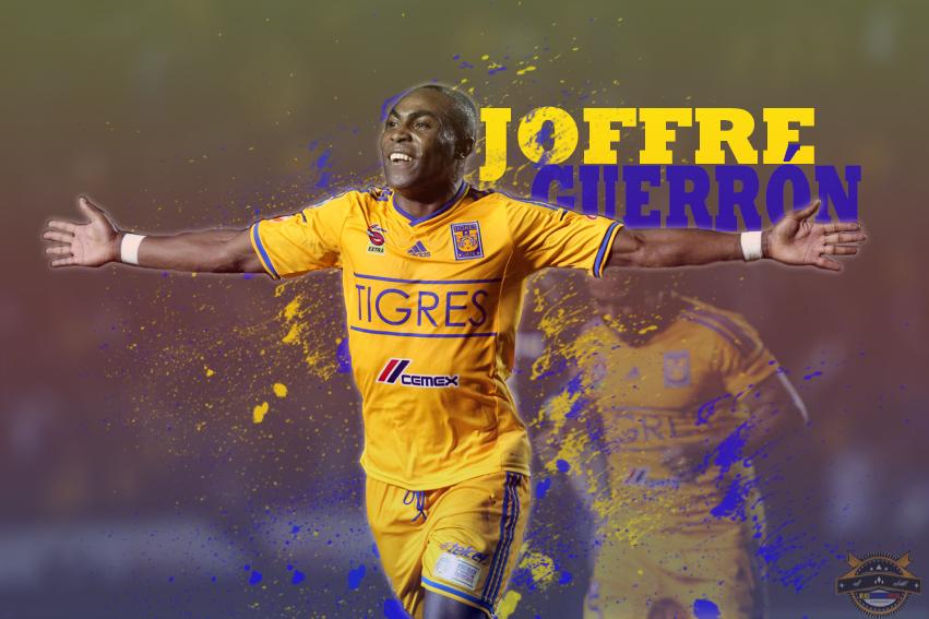 Joffre Guerron by xbueno123