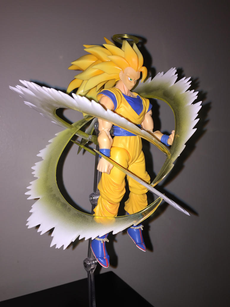 Goku Super Saiyan 3 by xbueno123