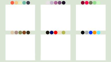 Violetxrain's Color Challenge