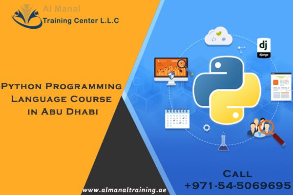 Python programming language Training in Abu Dhabi by