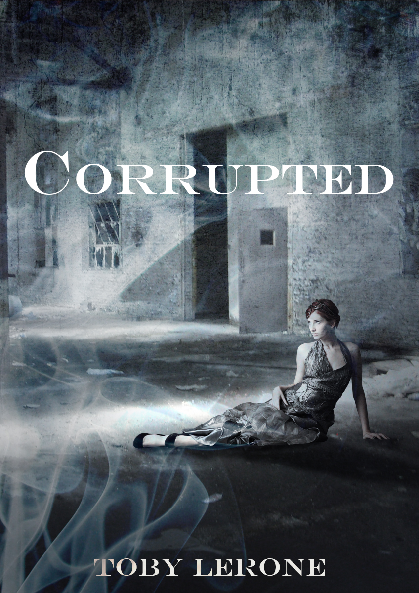 Book Cover - Corrupted