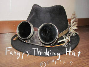 Fangy's Thinking Hat