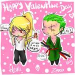 Chibi Valentine Day