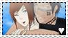 Stamp: Shizuka x Shuuhei by Kaizoku-no-Yume
