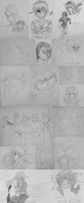 Sketches medley 2012