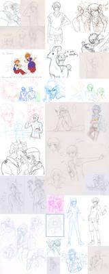 Sketches medley 2013