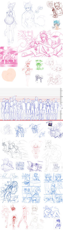 Sketch medley 2014