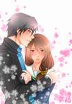 +KnB+ Mitobe and Sayako