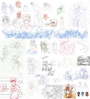 Sketch Medley 2015