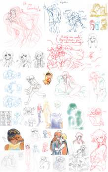 Sketch Medley 2016