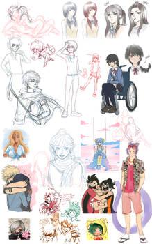 Sketch Medley 2017