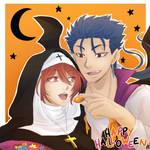 +Fate+ Happy Samhain!!
