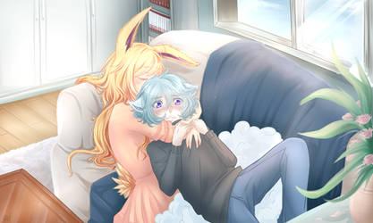 +S-S+ Awkward nap