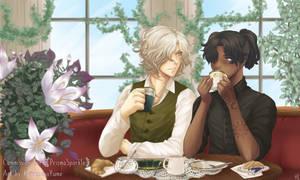 +FGO+ Pause cafe
