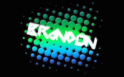 Brandon Halftone