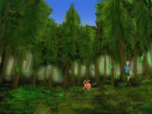 PDL: Round 1 - Nocturne Forest