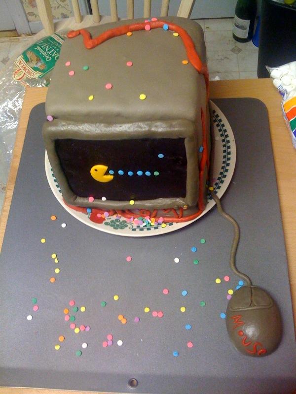 Apple Iphone Cake