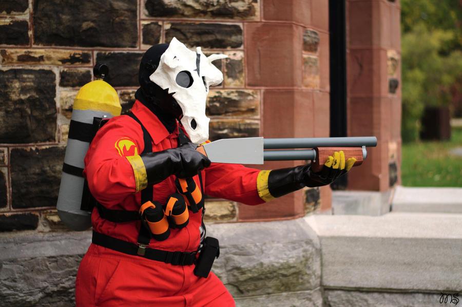 Shoot to Kill by MasqueradeLover