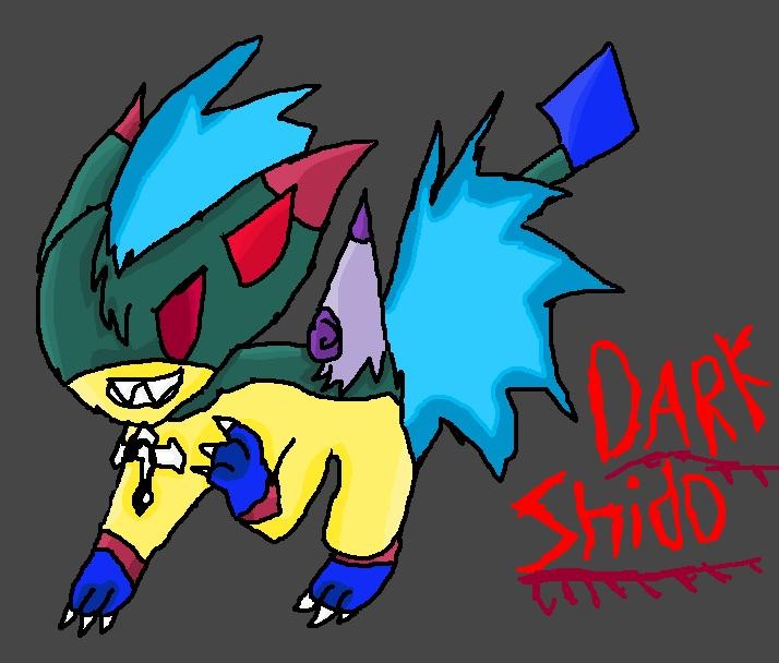 Dark Shido by QuilavaBurn