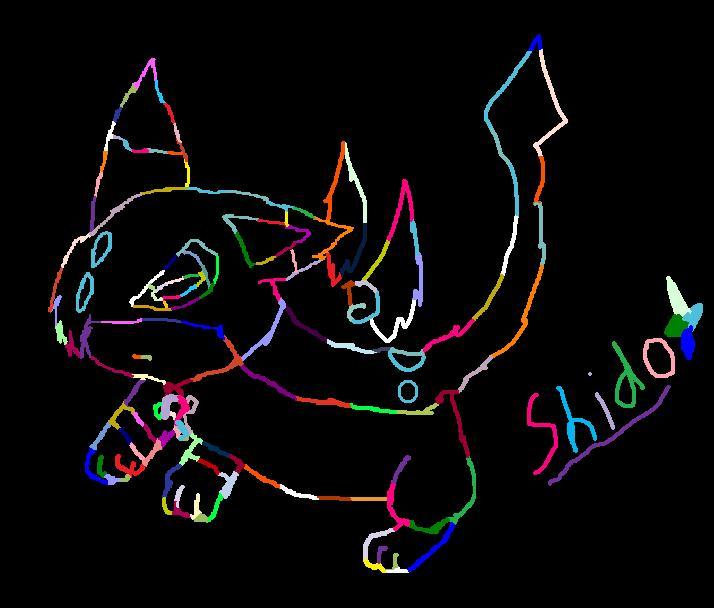 Rainbow Shido DeviantArt ID by QuilavaBurn