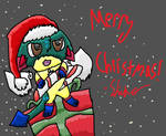 Shido Wishes You A Merry X-Mas by QuilavaBurn