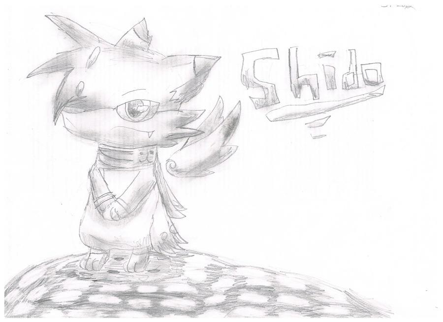 Shido in Monochrome by QuilavaBurn