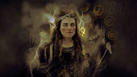 Morgana Pendragon, Queen of Camelot