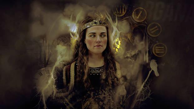 Morgana Pendragon, Queen of Camelot