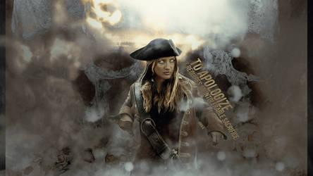 A Pirate's Life, Cara Mason by xx-Anya
