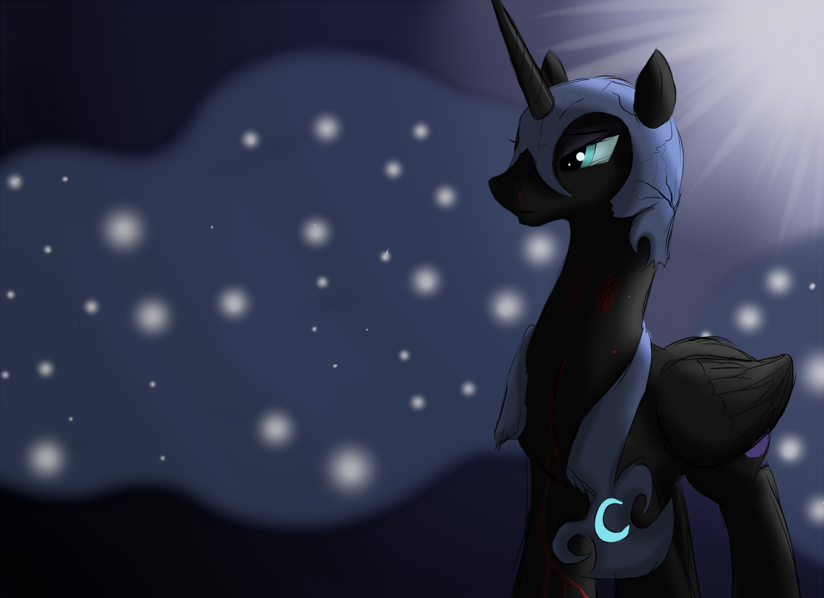 The Price of Victory (Nightmare Night drawing!) by JinYaranda