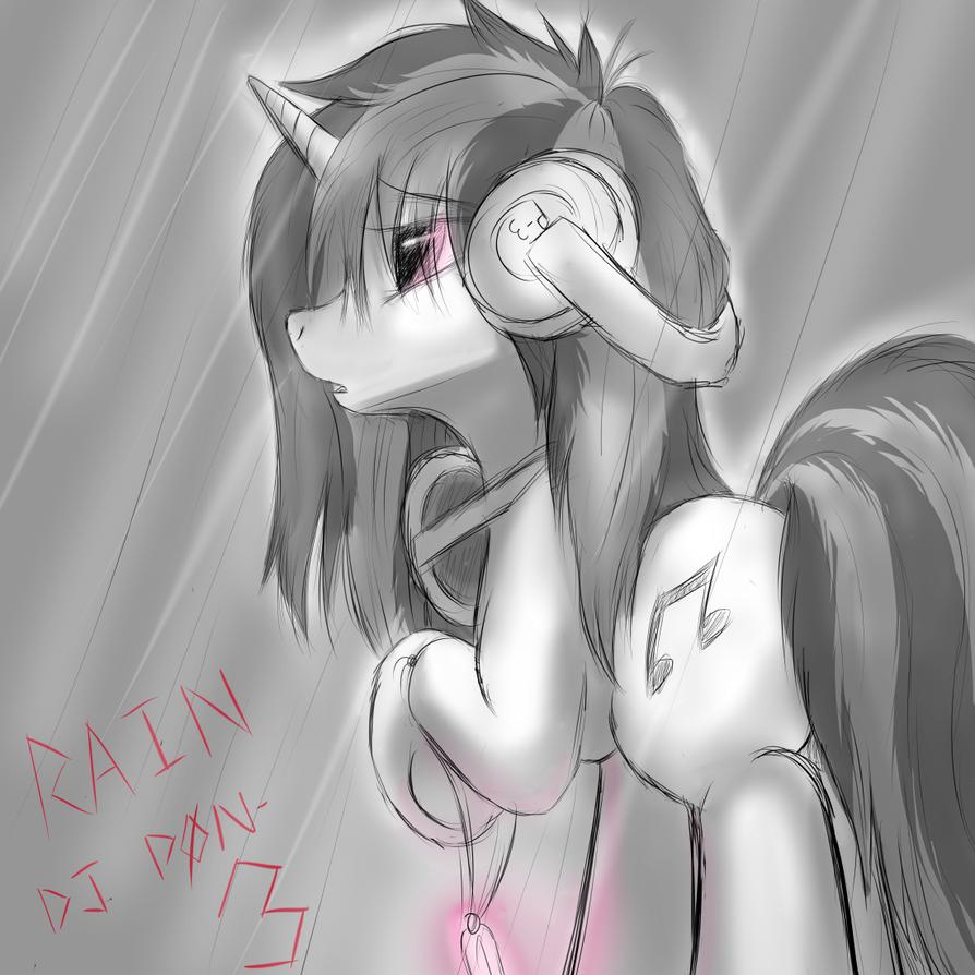 Rain - DJ P0n3 cover by InkyBeaker